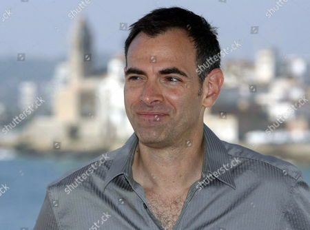 Us Director Vincenzo Natali Poses For the Media During the Presentation of His Film 'Splice' at the Sitges International Film Festival in Sitges Catalonia Spain 06 October 2009 the Film Festival Runs Until 12 October Spain Sitges (barcelona)