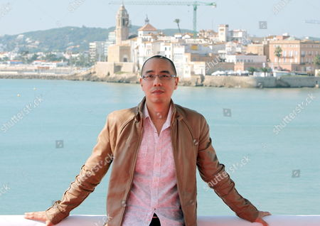 Thai Film Maker Apichatpong Weerasethakul Poses For the Media As He Launches His Latest Film 'Uncle Boonmee who Can Recall His Past Lives' at Sitges International Fantastic Film Festival in Sitges Catalonia Spain on 15 October 2010 the Sitges International Fantastic Festival Runs Until 17 October 2010 Spain Sitges