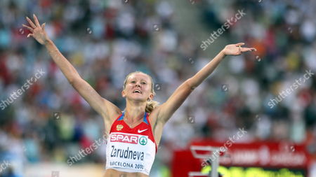 Editorial photo of Spain European Athletics Championships Barcelona 2010 - Jul 2010