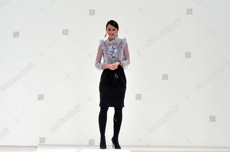Alessandra Facchinetti for Valentino