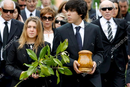 Editorial image of Spain Golf Funeral Severiano Ballesteros - May 2011