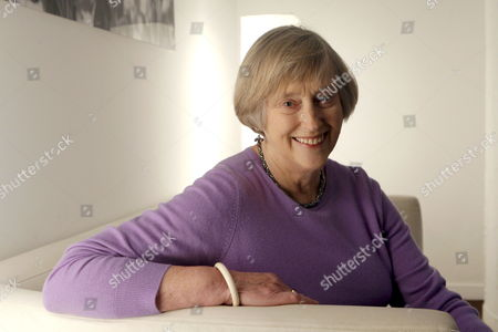 Stella Rimington the First Female Director of the Uk Security Service Commonly Known As Mi5 (military Intelligence Section 5) Poses During the Presentation of Her Novel 'The Invisible' on Tuesday 26 January 2009 in Madrid Spain Spain Madrid