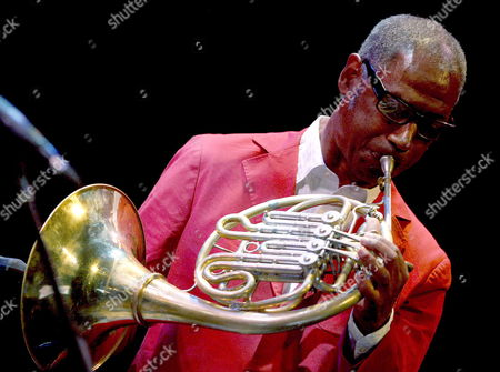 Us Hornist Vincent Chancey From the Brass Ecstasy Band Performs During the Opening of the 44th San Sebastian Jazz Festival 'Jazzaldia' in San Sebastian Northern Spain 22 July 2009 Artists Such As Brad Mehldau Micah P Hinson Orquesta Buenavista Social Club Carla Bley Big Band Nils Petter Molvaer Abdullah Ibrahim and the Bad Plus Are Expected to Perform in This Anual Festival That Runs Until July 26th Spain San Sebastian
