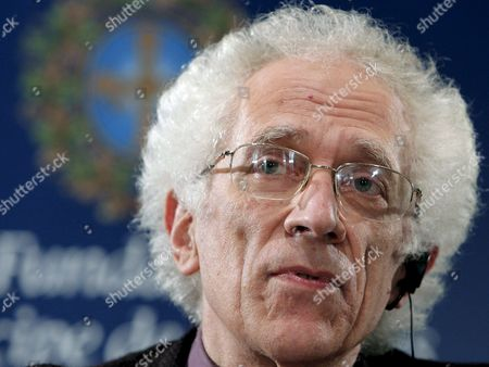 Bulgarian-born French Historian and Philosopher Tzvetan Todorov Attends a Press Conference in Oviedo Asturias Spain 22 October 2008 Tzvetan Todorov Will Receive on 24 October 2008 the Prince of Asturias Award For Social Sciences in Oviedo Spain Oviedo