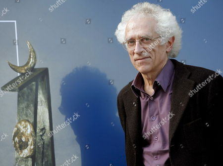 Bulgarian-born French Historian and Philosopher Tzvetan Todorov Poses For the Media As He Arrives to Oviedo Asturias Spain 22 October 2008 Tzvetan Todorov Will Receive on 24 October 2008 the Prince of Asturias Award For Social Sciences in Oviedo Spain Oviedo