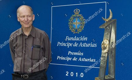 Editorial image of Spain Principe De Asturias Awards - Oct 2010