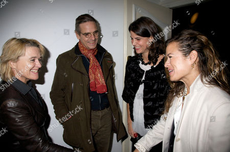 Editorial image of 'Un Coeur en Hiver' Charity film screening hosted by Abercrombie & Kent with IN-House at the Electric Cinema, London, Britain - 07 Oct 2008
