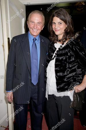 Geoffrey Kent and Katrina Pavlos