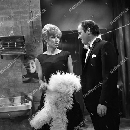 'Turn Out the Lights' - 'A Big Hand for a Little Lady' - Yootha Joyce and Michael Robbins.