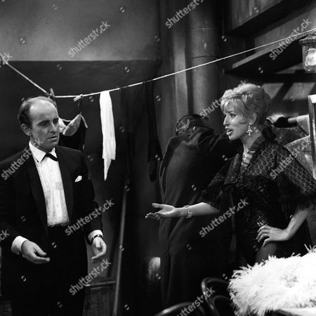 'Turn Out the Lights' - 'A Big Hand for a Little Lady' - Michael Robbins and Yootha Joyce