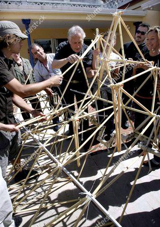 Editorial image of Spain Sculpture - Jun 2008