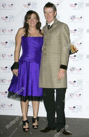 Editorial picture of Olympic Gold Ball 2008, Natural History Museum, London, Britain - 08 Oct 2008