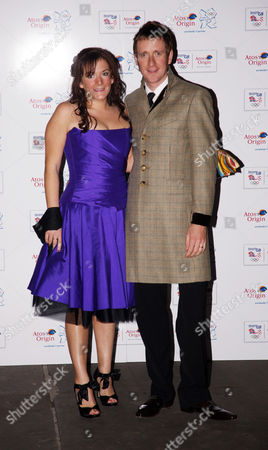 Editorial image of Olympic Gold Ball 2008, Natural History Museum, London, Britain - 08 Oct 2008