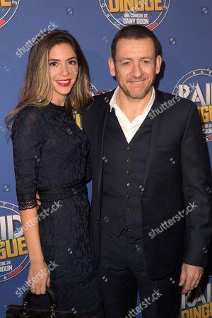 Editorial photo of 'Raid Dingue' film premiere, Paris, France - 24 Jan 2017