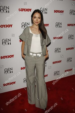 Editorial photo of Gen Art and Soy Joy Presents 'Fashionably Natural', Petersen Automotive Museum, Los Angeles, America  - 09 Oct 2008