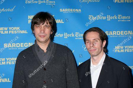 Sergey Dvortsevoy and Scott Foundas