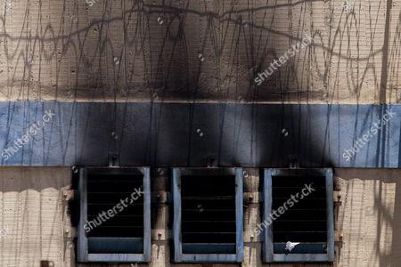 Editorial picture of Chile Prison Fire - Dec 2010