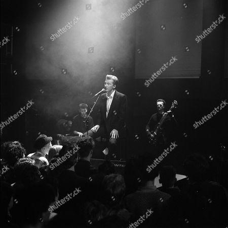 'The Tube' - Black - Colin Vearncombe