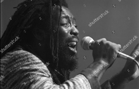 Stock Picture of 'The Tube' - The Taxi Tour - Freddie McGregor