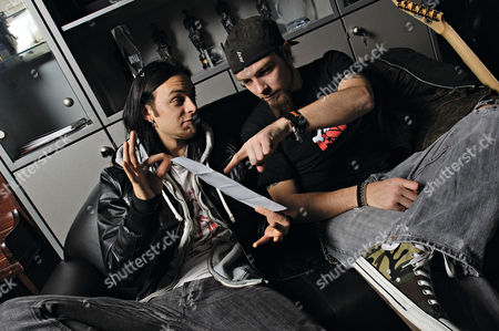 Bullet for My Valentine -  Matt Tuck and Michael 'Padge' Paget.