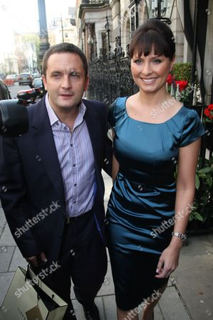 Joel Beckett and Emma Barton