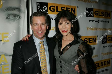 Kevin Jennings and Ellen Greene