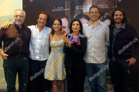 Editorial image of Mexico Cinema - Sep 2008