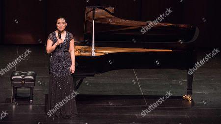 Stock Image of Joyce Yang