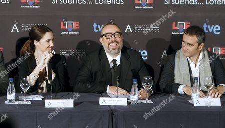 Editorial image of Spain Cinema - Jan 2010