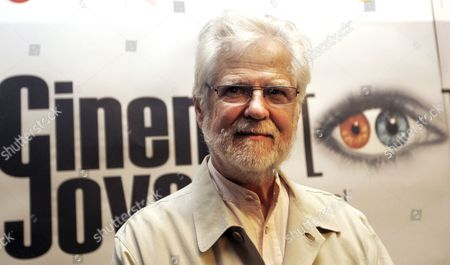 Film Producer and Brother of Christiane Kubrick Stanley Kubrick's Widow Jan Harlan at Cinema Jove International Festival During Which He Will Receive an Award For His Professional Work in Valencia on 17 June 2011 Spain Valencia