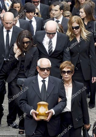 Editorial photo of Spain Golf Funeral Severiano Ballesteros - May 2011