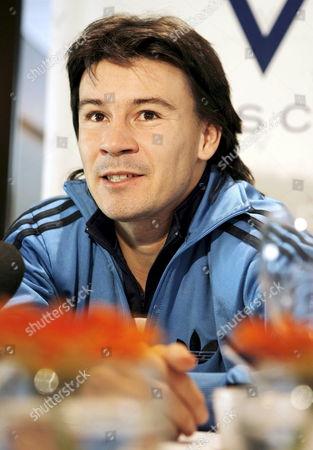 Editorial image of Argentina Tennis - Apr 2009