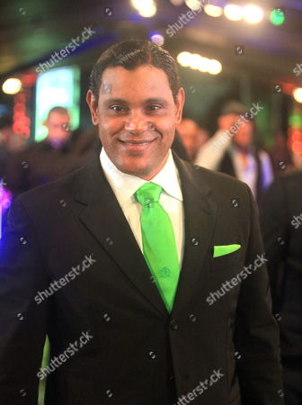 Retired Domincan Baseball Player Sammy Sosa Poses As He Arrives to the Opening of the Dominican Republic Global Film Festival Santo Domingo Dominican Republic 17 November 2010 Puerto Rican-american Del Toro Italian Claudia Cardinale and Spanish Victoria Abril Received Prizes For Their Careers a the Festival Which Will Run Until November 21 in Six Dominican Cities and Port Au Prince Haiti Dominican Republic Santo Domingo