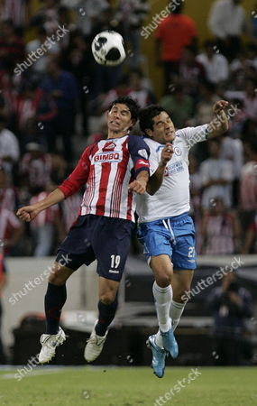 Editorial image of Mexico Soccer Apertura Tournament - Nov 2009