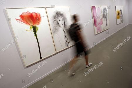 Editorial image of Spain Art Exhibition - Jul 2009