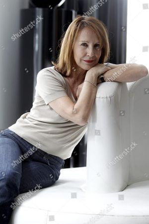 French Actress Nathalie Baye Poses For a Photograph During an Interview in Madrid Spain 14 Abril 2011 to Discuss Her Staring Role in the Pierre Salvadori Romantic Comedy 'De Vrais Mensonges' Spain Madrid