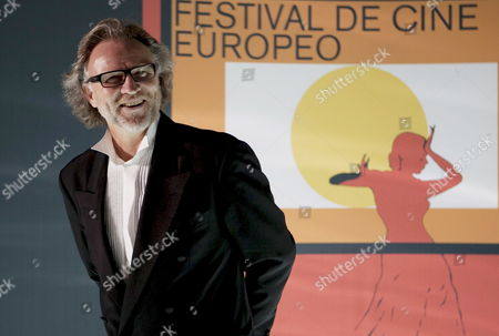 Danish Soren Staermose Producer of the Film Adaptations of the 'Millennium' Poses For the Media As He Arrives to the Opening Ceremony of the Seville Festival of European Cimena in Seville Andalusia Southern Spain 06 November 2009 the Festival Will Run Until 14 November 2009 Spain Seville