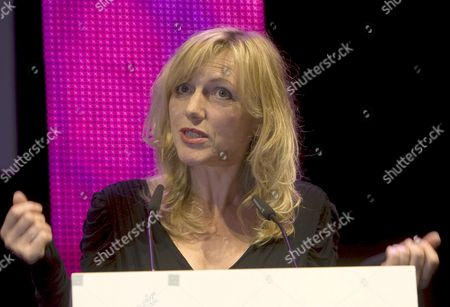 Stock Picture of Dutch Actress Johanna Ter Steege During European Cinema Festival Opening Gala in Sevilla Southern Spain 05 November 2010 Media Reports State That Europe's Main Festival Dedicated Solely to European Films Runs From 05 - 13 November 2010 Spain Sevilla