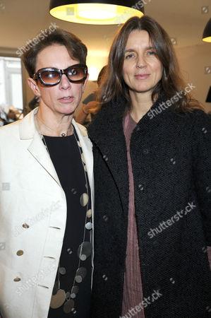 Victoria Fernandez and Karla Otto