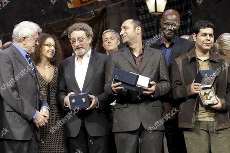 Editorial picture of Spain-cinema-seminci - Oct 2009