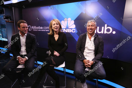 Editorial photo of Launch of new CNBC show Pop Up Start Up, UK - 30 Nov 2016