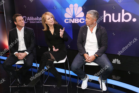 Editorial image of Launch of new CNBC show Pop Up Start Up, UK - 30 Nov 2016