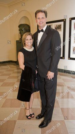 Mary Lou Retton Kelley, Olympic Gymnast and husband Shannon Kelley