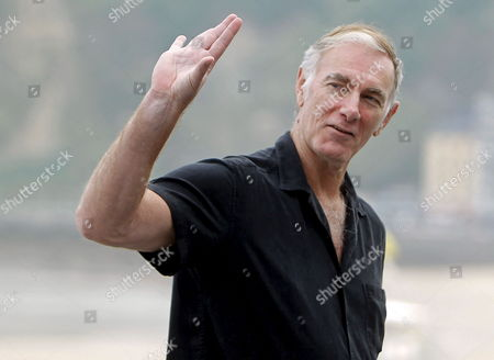 Us Producer John Sayles Presents His Film 'Amigo' at the 58 Edition of the San Sebastian Film Festival in San Sebastian Northern Spain 23 September 2010 the Movie is Presented in the Official Selection of the Festival Running From 17 to 25 September Spain San Sebastian