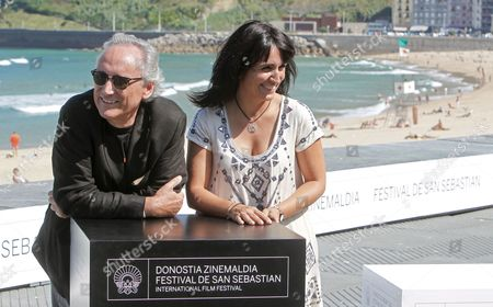 Editorial image of Spain San Sebastian Film Festival - Sep 2010