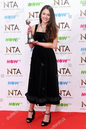Lacey Turner - Best Serial Drama Performance - Eastenders