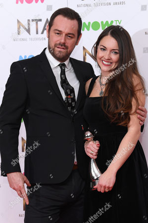 Danny Dyer and Lacey Turner