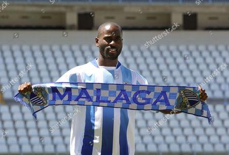 Editorial image of Spain Soccer Malaga - Aug 2010