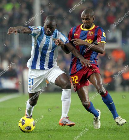 Editorial photo of Spain Soccer Primera Division - Jan 2011