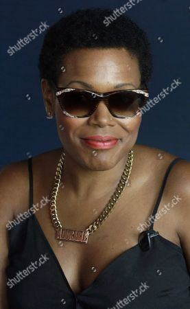A Picture Made Available on 12 June 2015 Shows Us Jazz Singer China Moses the Daughter of Us Jazz Singer Dee Dee Bridgewater Posing For the Photographer During an Interview in Madrid Spain 11 June 2015 Moses Performed at the Reina Sofia Museum the Same Day As Part of the First Oysho Women Jazz Festival Spain Madrid